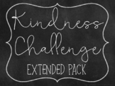 25 Day Kindness Challenge