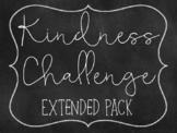 25 Day Kindness Challenge