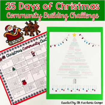 25 Days of Christmas Community Challenge