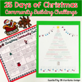 Christmas Activity - 25 Day Challenge