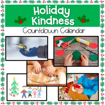 25 Days of Christmas Kindness - Random Acts of Kindness