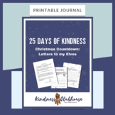 25 Days of Kindness: Letters to My Elves