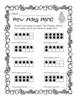 25 Days of Math Printables