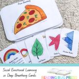 25 Deep Breathing Social Emotional Learning Cards ACARA