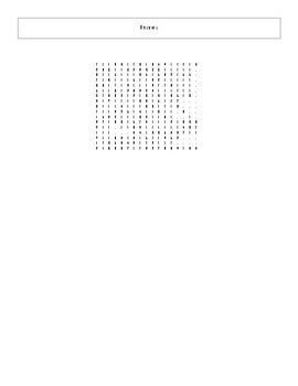 25 Even More Best Ever Teen Novels Word Search Worksheet and Key