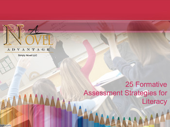 25 Formative Assessment Strategies for Literacy
