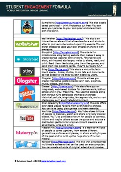 25 Free Web Tools For The Classroom