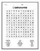 25 French Word Search Puzzles - 25 Mots cachés Français!