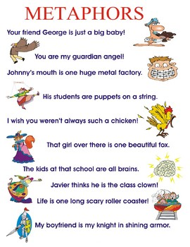 40 Full Color English Writing Posters