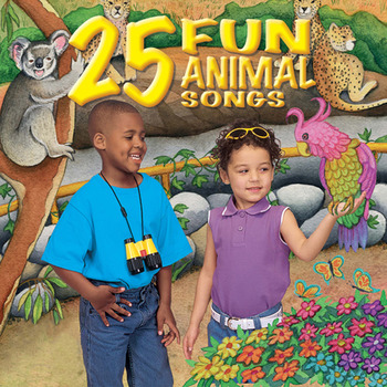 25 Fun Animal Songs