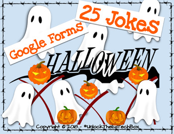 25 Halloween Jokes in a Google Form
