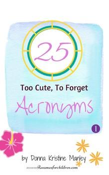 25 Inspiring Acronyms