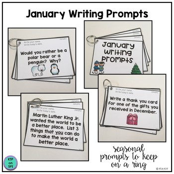 25 January Writing Prompts