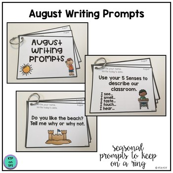 25 August Writing Prompts