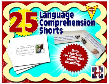 25 Language Comp Shorts Book 1 H EDT
