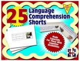 25 Language Comp Shorts Book 1 H EDT