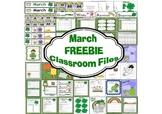 25 MARCH Teacher{Classroom Files}