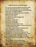 25 MORE Harry Potter theme Writing Prompts