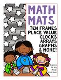 25 {Engaging} Math Workmats!