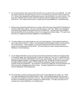 25 Moral Dilemma Prompts