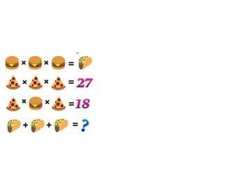 25 More Math Puzzles (Set 2)