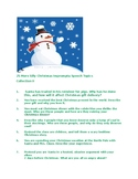 25 More Silly Christmas Impromptu Speech Topics   Have Some Fun with the Kids!