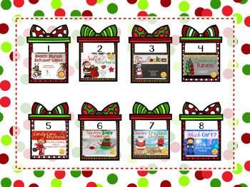 25 Music Games for Christmas, Winter and Beyond {2015 Edition}