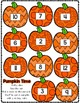 Math Games for October: No Prep, Color or Black & White