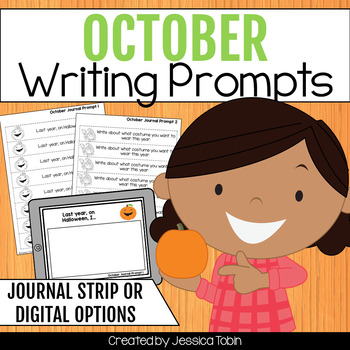Writing Prompts for October Writing