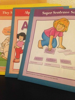 Phonics and Literacy Center Bundle