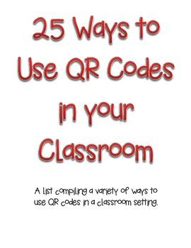 25 QR Code Ideas
