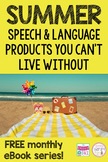 25 Speech & Language Products You Can't Live Without: Summer Edition