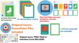 25 Sports Flash cards Worksheet,PowerPoint & Original png