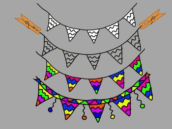 Bunting Pennant Banners