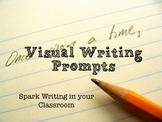 25 Visual Writing Prompts Using Real Images and Masterpieces