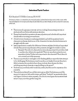 25 Word Summary Worksheet
