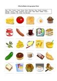 25 Words for Breakfast - A Worksheet