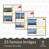 25 famous bridges from around the world