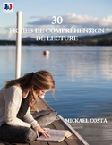 30 fiches de lecture,  French immersion (#6)
