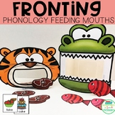 Fronting Minimal Pairs Feeding Mouths