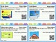 Computer Cards to easily link to online math games - 2nd grade