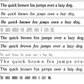 250+ TEXT FONTS – Commercial License for Teachers Pay Teachers Products!