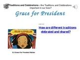 2.6.5 2nd Grade Reading Street Grace For President Unit 6  Week 5 pp smartboard