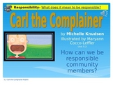 2.5.2 2nd Grade Reading Street Carl The Complainer Unit 5