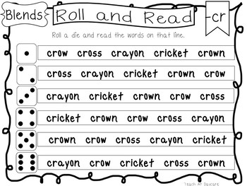 254 Blends and Digraphs Worksheets Download.  ZIP file. 1st-3rd Grade