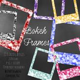 254 Bokeh Polaroid Bridal Shower Photo Booth Photo Frames