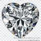 254 Real Heart Diamond Clip arts PNG Transparent Valentine