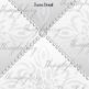 254 Seamless Luxury White Diamond Upholstery Digital Papers