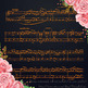256 Seamless Music Sheet Song Overlay Transparent PNG Images
