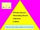 $25K Pyramid Game- Middle Grades Language Arts Game #2